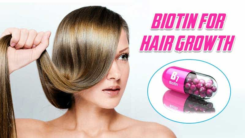 Biotin For Hair Growth: The Ultimate Guide!