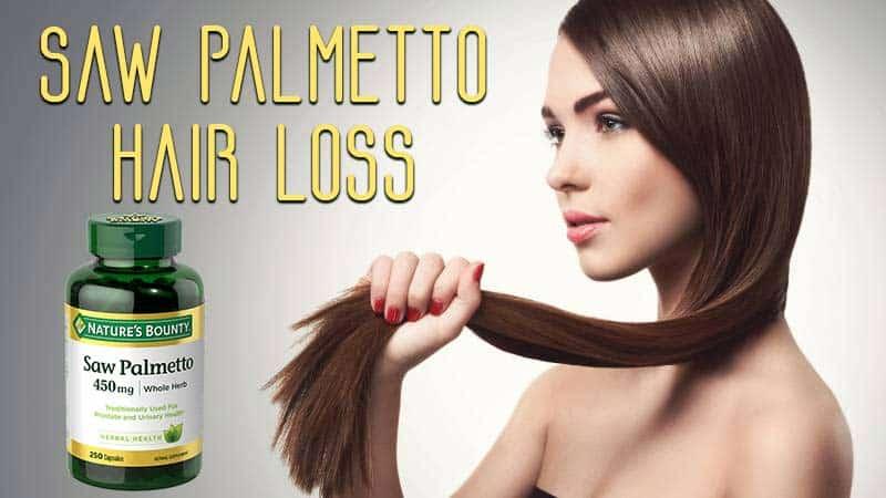 Saw Palmetto Hair Loss? I Didn't Know That!