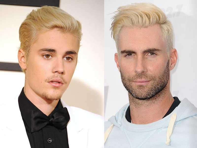 Bleached Hair Men - It Never Fails, Unless...