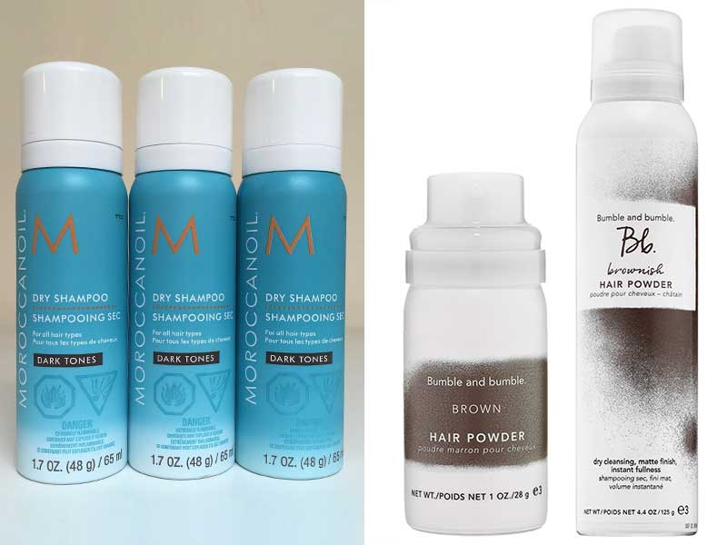 6 Best Dry Shampoo For Dark Hair You Shouldn't Miss