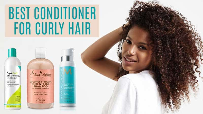 Top 6 Best Conditioner For Curly Hair To Try In 2021