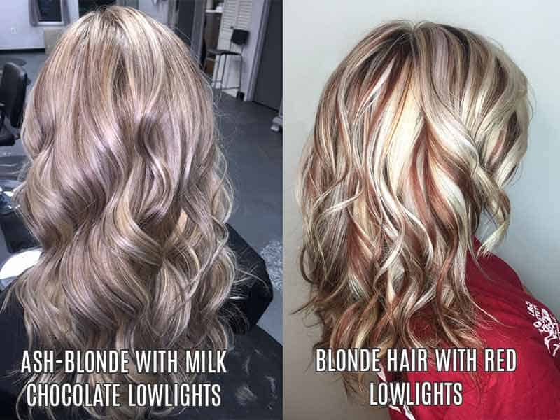 6 Hottest Blonde Hair With Lowlights To Freshen Your Hair Day