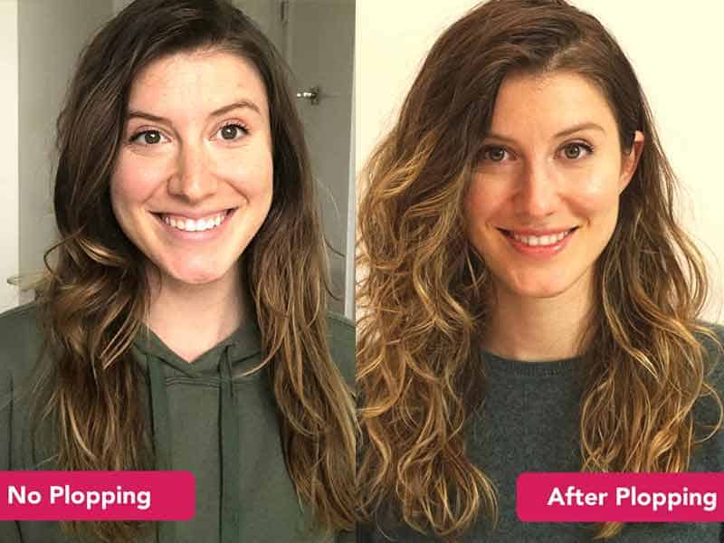 How To Plop Hair? The Smart Way To Embrace Your Curls!