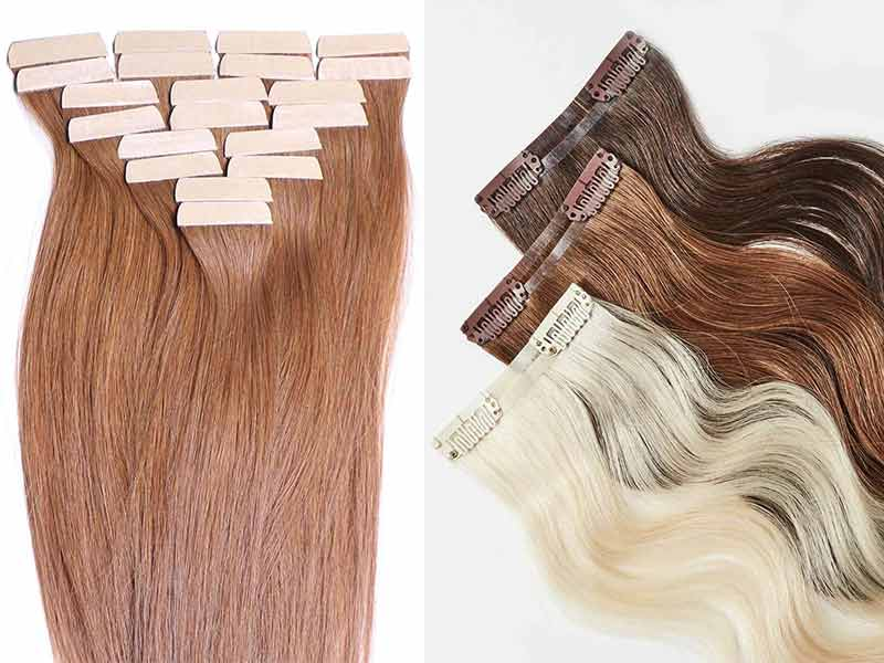 Do Extensions Ruin Your Hair? Myths Debunked!
