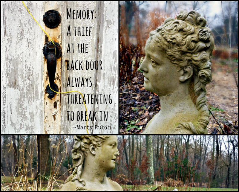 memory quote-garden muse