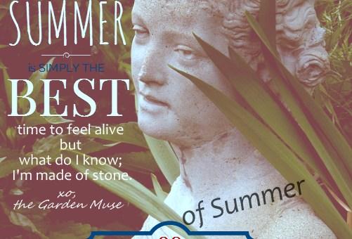 Only 86 Barefoot Summer Days Left