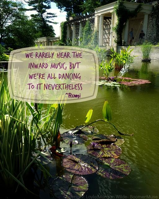 rumi- waterlilies quotes-dancing