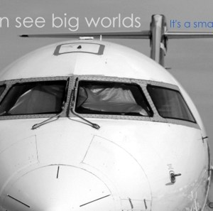 think big quotes-air travel