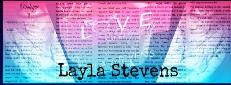 http://www.amazon.com/Love-Thyself-transgender-thriller-trafficking-ebook/dp/B015LGOY36/ref=sr_1_5?s=books&ie=UTF8&qid=1458226484&sr=1-5&keywords=layla+stevens