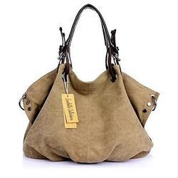 Journey Canvas Handbag