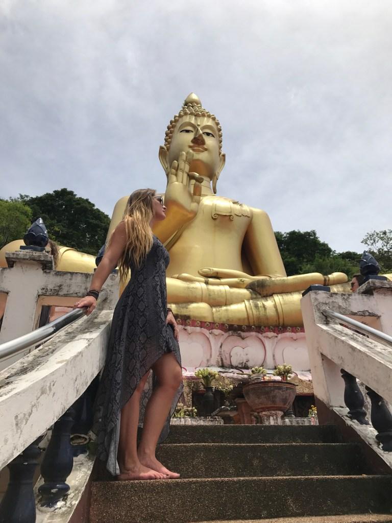 OLD PHUKET TOWN + GOLDEN BUDDAH :: THAILAND DAY 2