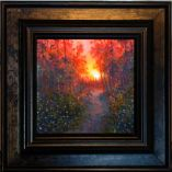The Gloaming Approaches with frame