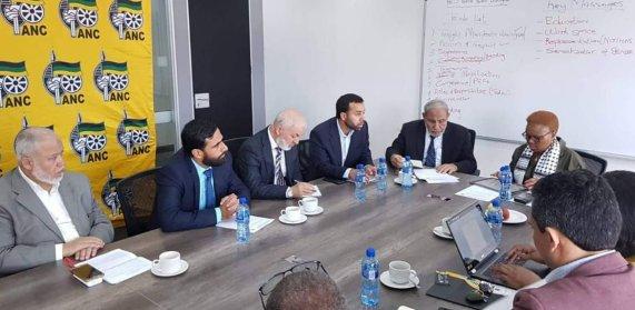 hamas delegation in sa 2018