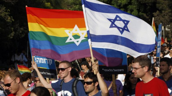 LGBTQ rights in israel