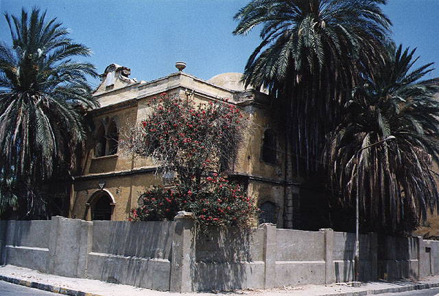 synagogue in port Said - Ohel Moshe