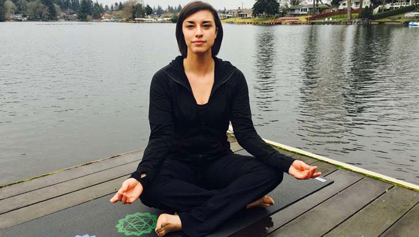 Amanda Ridder Paratrooper Yoga