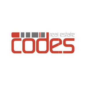 Werbeagentur Layoutriot referenzen: codes real estate logo