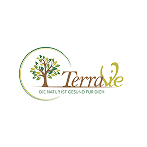 Werbeagentur Layoutriot referenzen: terravie logo