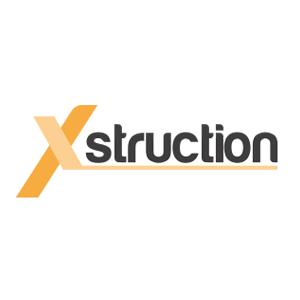 Werbeagentur Layoutriot referenzen: x-struction logo