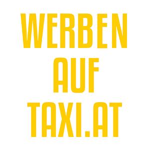 Werben auf Taxi