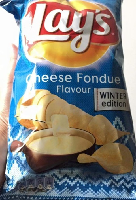 Cheese fondue flavor