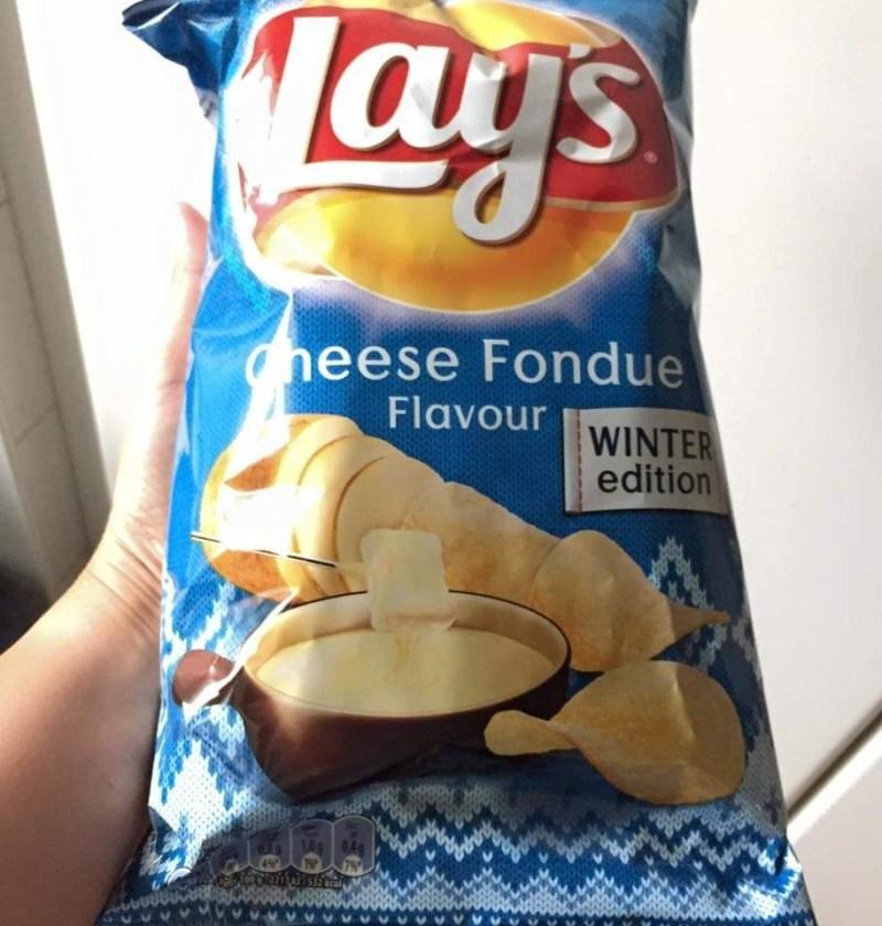 Cheese fondue flavor