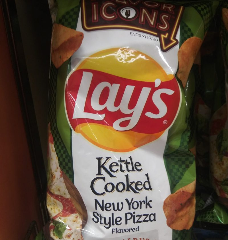 NY style pizza flavor
