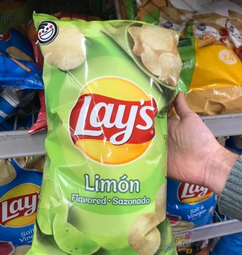 Limón flavor