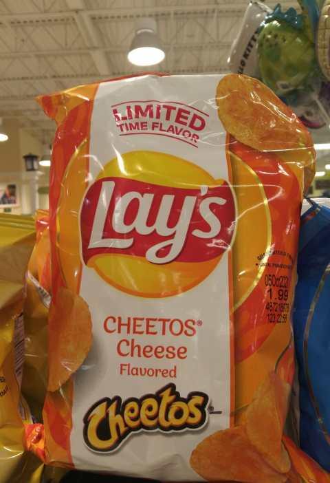 Cheetos cheese flavor