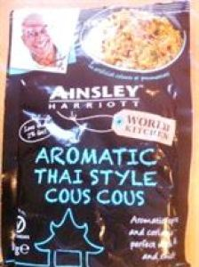 Thai Grilled Chicken with Ainsley Harriotts Aromatic Thai-Style Couscous, Lay The Table