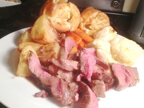 Ultimate Sous Vide Roast Beef with Yorkshire Puds, Lay The Table