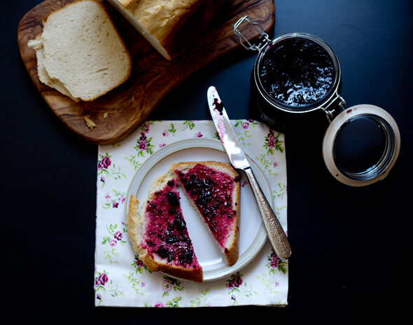 Blackberry Jam, Lay The Table