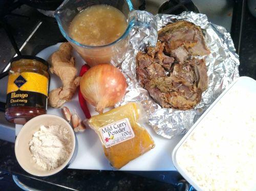 Jamie Oliver-inspired Leftover Lamb Biryani, Lay The Table