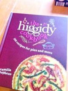 Higgidy Chilli Beef Pie with Black Treacle, Lay The Table
