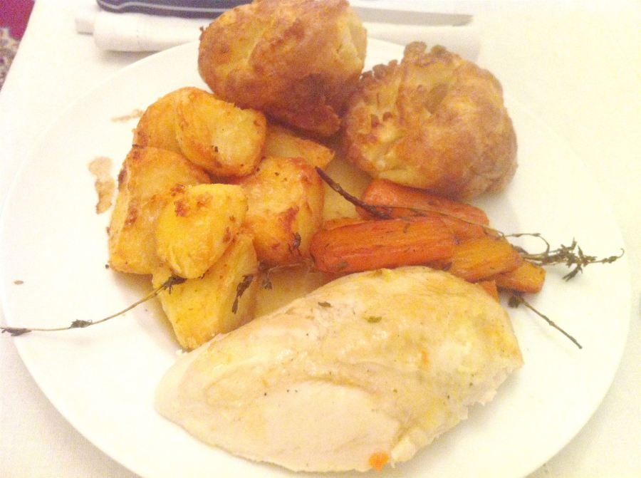 Tom Kerridges Chicken Baked in Hay and Cider, Lay The Table