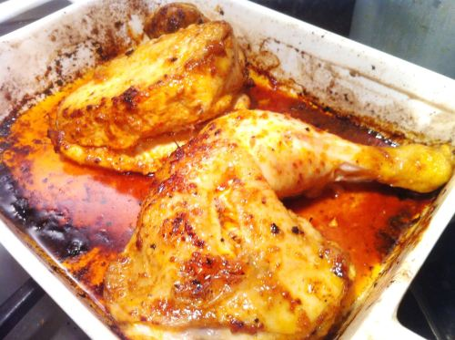 Donna Hays Peri Peri Chicken with Green Chilli Dressing, Lay The Table