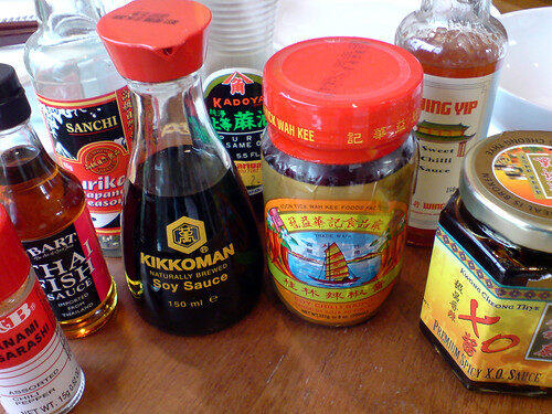 How To Make Chinese Hot Pot Dipping Sauces, Lay The Table
