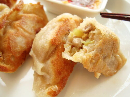 Chinese Dumplings, Lay The Table