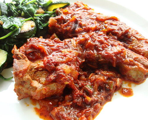 How To Make Indian Karahi Lamb Chops, Lay The Table