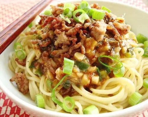 How To Make Sichuan Dan Dan Mian, Lay The Table