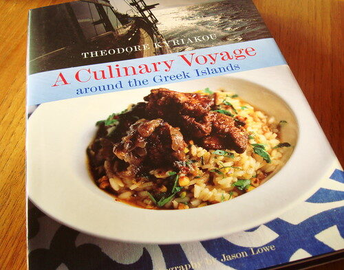 'A Culinary Voyage' by Theodore Kyriakou – Book Review, Lay The Table