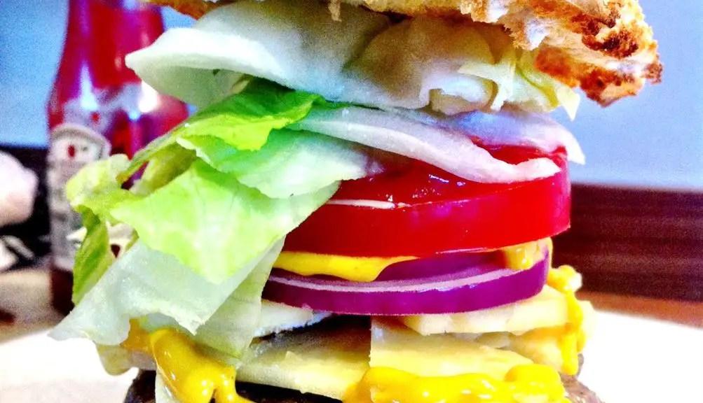 The Danny Burger
