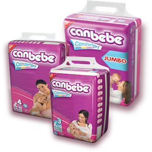 Pañales CANBEBE
