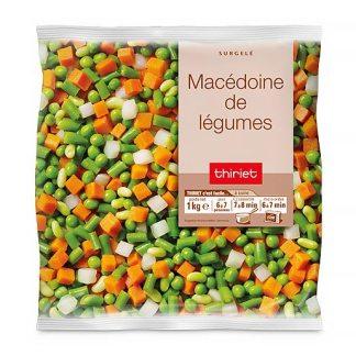 خليط خضروات مجمدة  400غ