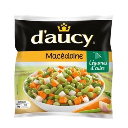 Mezcla menestra verduras congeladas 400g