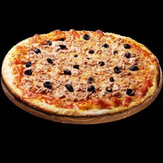 Pizza Atún mediana
