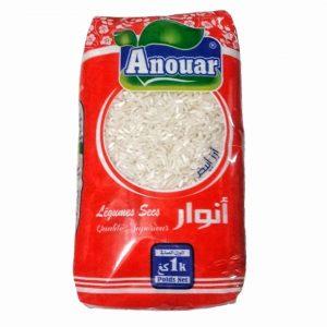 Arroz Blanco 1kg