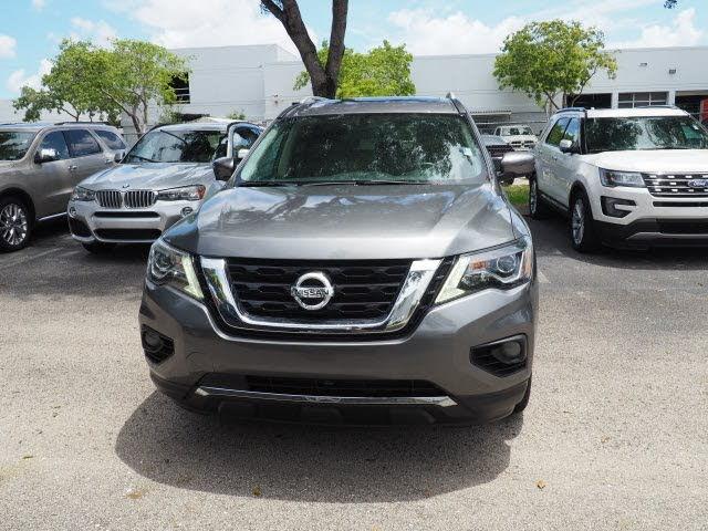 2017 Nissan Pathfinder Platinum for sale