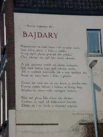 """Adam Mickiewicz, """"Bajdary"""" Poland"""