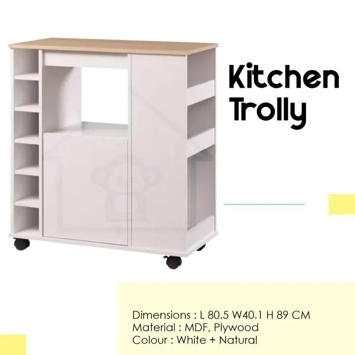 kitchen trolley kitchen island kitchen cart microwave cart kitchen rack kitchen storage cabinet movable cabinet